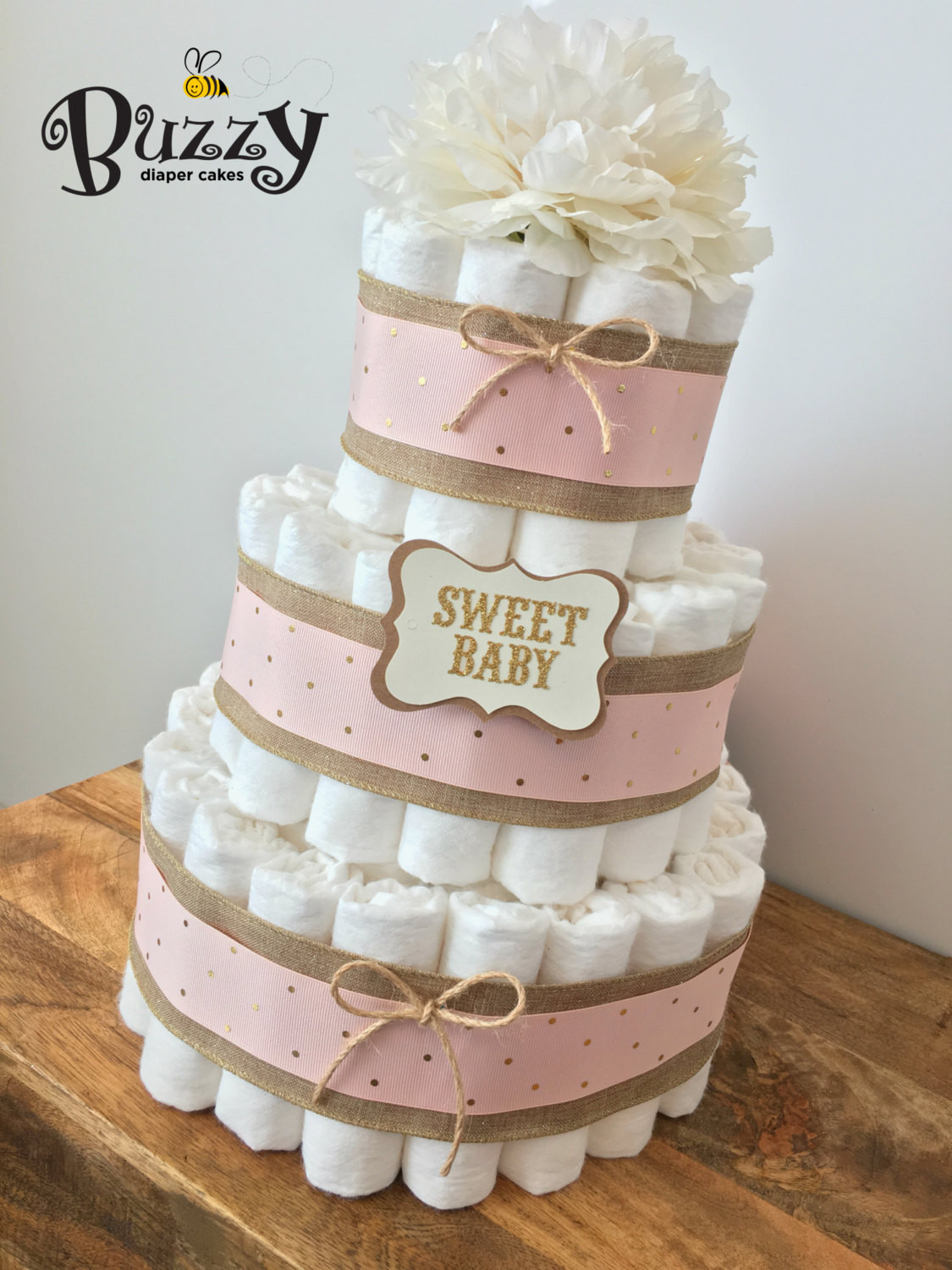 Inspirational All White Baby Shower Ideas Baby Ideas Baby Diaper Cake Ideas Of New 48 Pictures Baby Diaper Cake Ideas