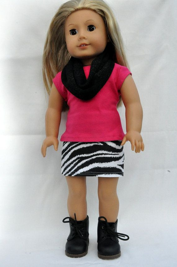 Inspirational American Girl Doll Clothes Zebra Print Mini Skirt Pink T American Girl Doll Skirts Of Incredible 50 Ideas American Girl Doll Skirts