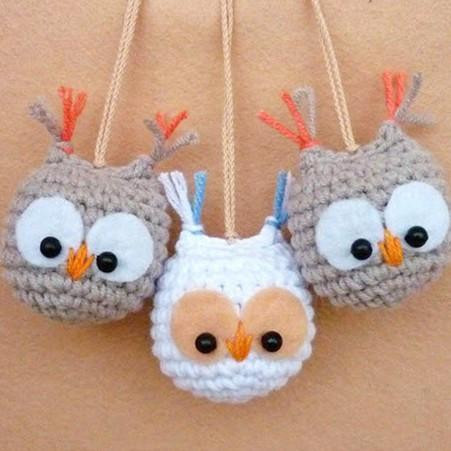 Inspirational Amigurumi Owl Keychain Pattern Printable Pdf – Amigurumi Printable Crochet Patterns Of New 42 Pictures Printable Crochet Patterns