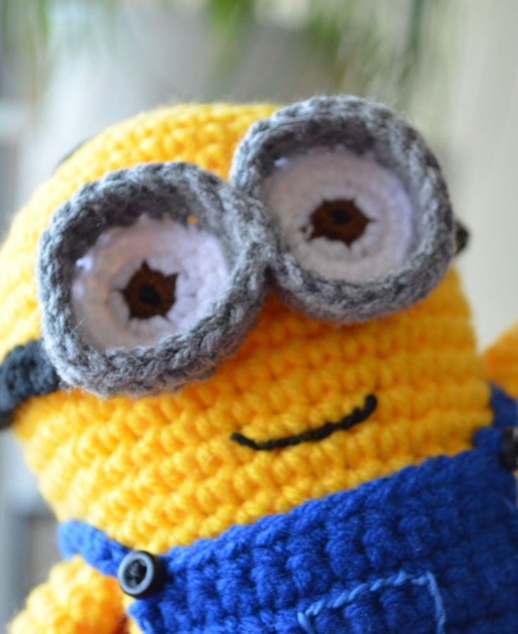 Inspirational Amigurumi Patterns Free Dave the Free Minion Crochet Pattern Of Marvelous 44 Images Free Minion Crochet Pattern