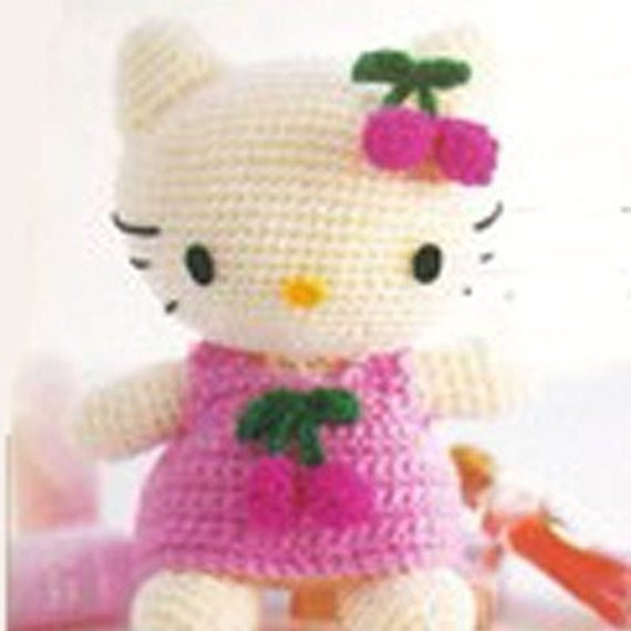 Inspirational Amigurumi Sanrio Cherry Hello Kitty English Crochet Pattern Hello Kitty Crochet Pattern Of Luxury 47 Images Hello Kitty Crochet Pattern