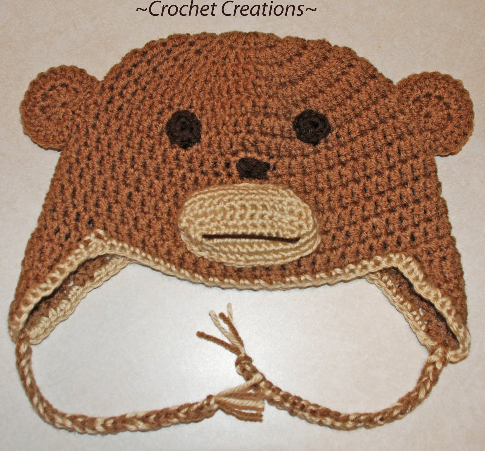 Inspirational Amy S Crochet Creative Creations Crochet Monkey Child Ear Free Crochet Monkey Pattern Of Innovative 50 Ideas Free Crochet Monkey Pattern