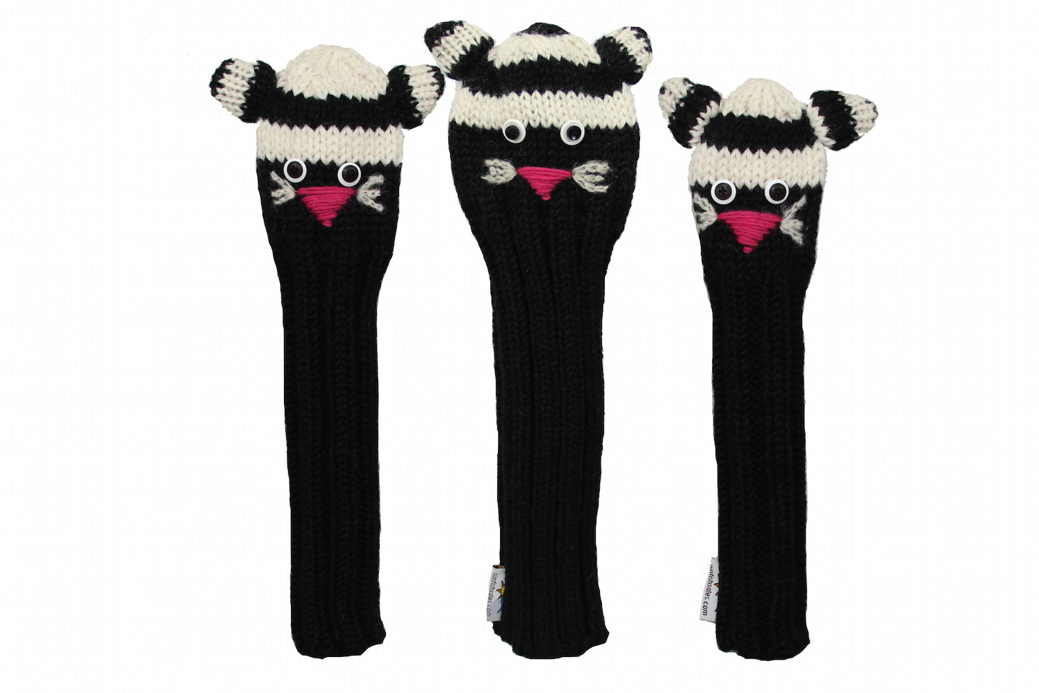 Inspirational Animal Knit Golf Headcover Set Knit Golf Headcovers Of Innovative 47 Models Knit Golf Headcovers