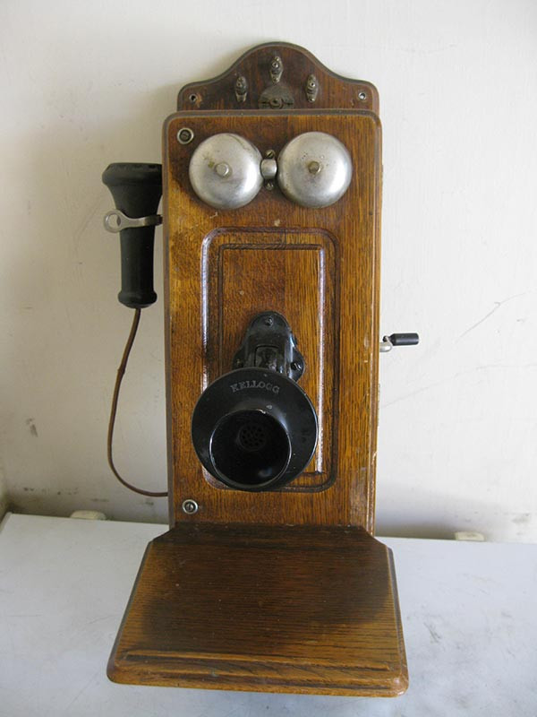 Inspirational Antique Kellogg Wall Mounted Crank Phone Antique Crank Phone Of Top 49 Pictures Antique Crank Phone