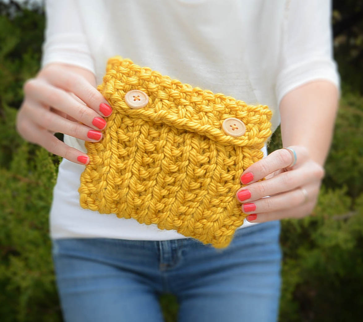 Inspirational Anything Knit Pouch – Mama In A Stitch Knitting Ideas Of Superb 43 Images Knitting Ideas