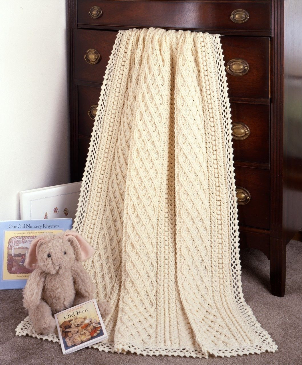 Inspirational Aran Baby Afghans to Crochet Ebook Aran Crochet Afghan Pattern Of Gorgeous 41 Pics Aran Crochet Afghan Pattern