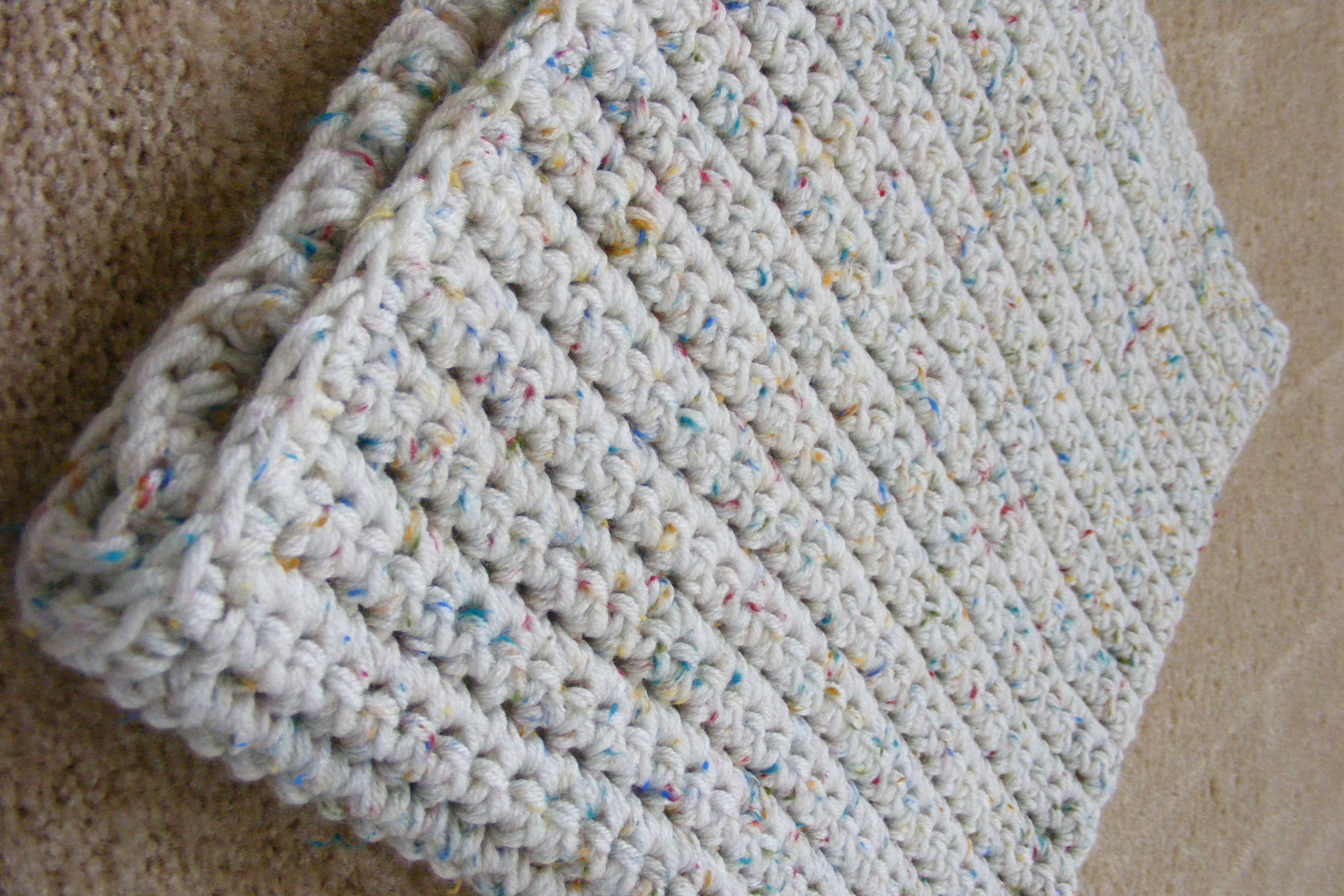 BABY BLANKET CROCHET EASY PATTERN VERY – Crochet Patterns