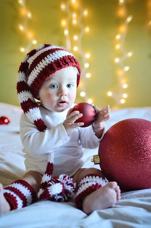 Inspirational Baby Christmas Hat and Legwarmers Baby S First Christmas Baby Christmas Hat Of Brilliant 46 Photos Baby Christmas Hat