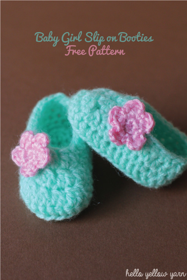 Inspirational Baby Girl Slip On Booties – Free Pattern Crochet Baby Items Of Marvelous 40 Pictures Crochet Baby Items