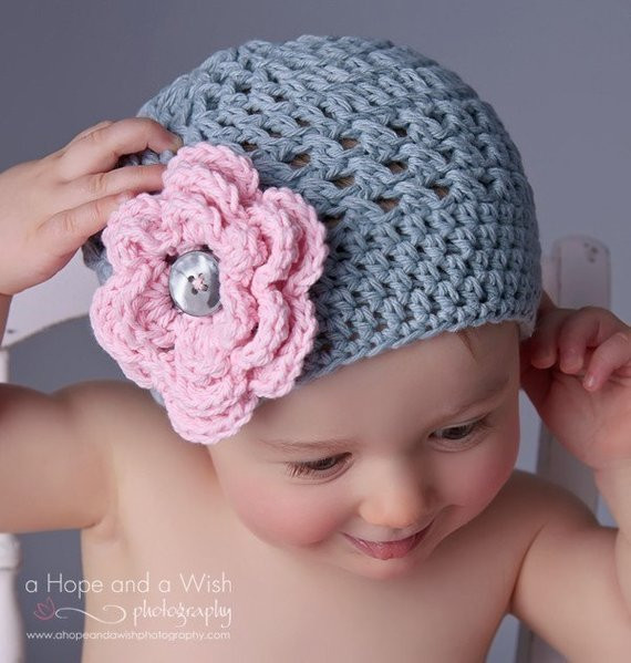 Inspirational Baby Hat Baby Girl Crochet Hat toddler Crochet Beanie Hat Crochet toddler Beanie Of Delightful 40 Ideas Crochet toddler Beanie