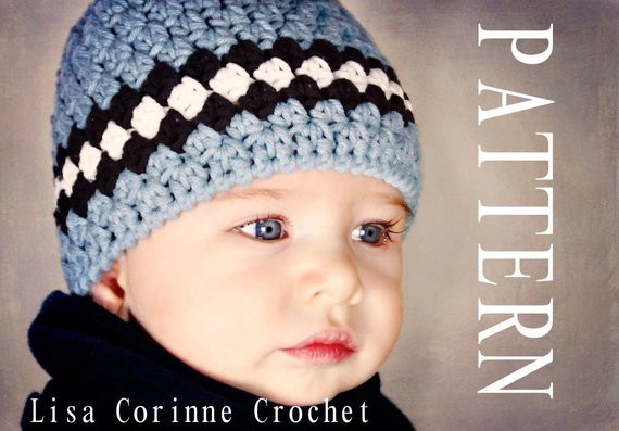 Inspirational Baby Hat Crochet Pattern Baby Beanies Crochet Beanie Free Crochet Hat Patterns for Boys Of Fresh 46 Photos Free Crochet Hat Patterns for Boys