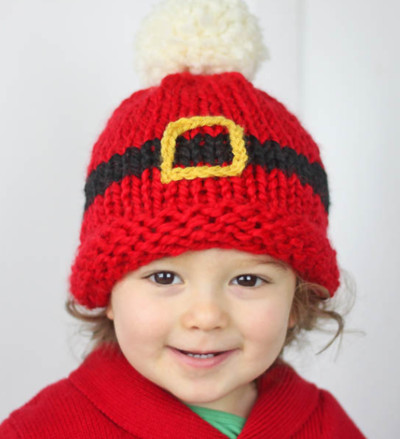 Inspirational Baby Knit Reindeer Hat Knitted Santa Hat Of Fresh 50 Photos Knitted Santa Hat