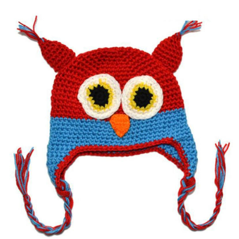 Inspirational Baby Owl Knit Hat Knitted Owl Hat Of Amazing 40 Photos Knitted Owl Hat