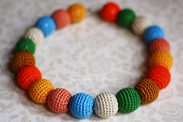 Inspirational Beads Necklace Free Crochet Pattern Crochet Beads Necklace Of Fresh 42 Models Crochet Beads Necklace