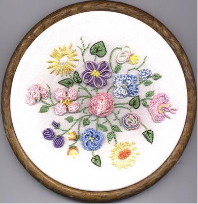 BEGINNER EMBROIDERY PATTERNS Free Patterns