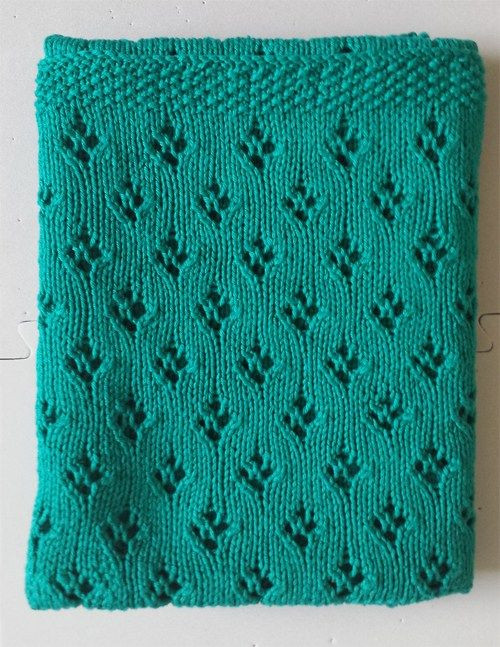 baby blanket size