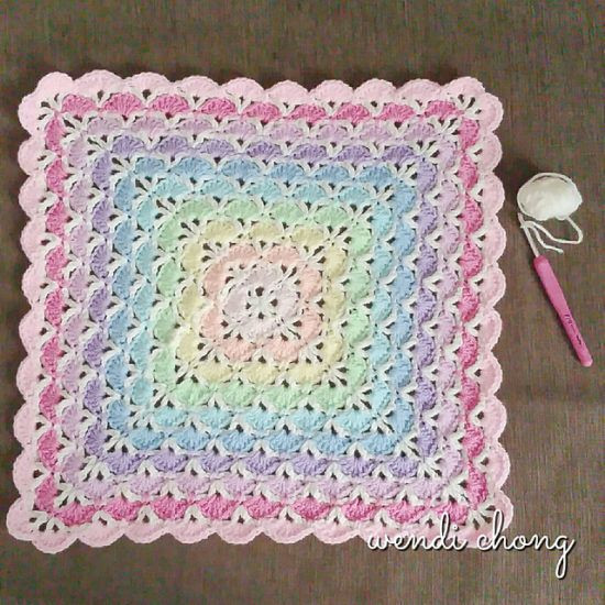 Inspirational Best 25 Crochet Shell Stitch Ideas On Pinterest Shell Baby Blanket Of Superb 42 Images Shell Baby Blanket