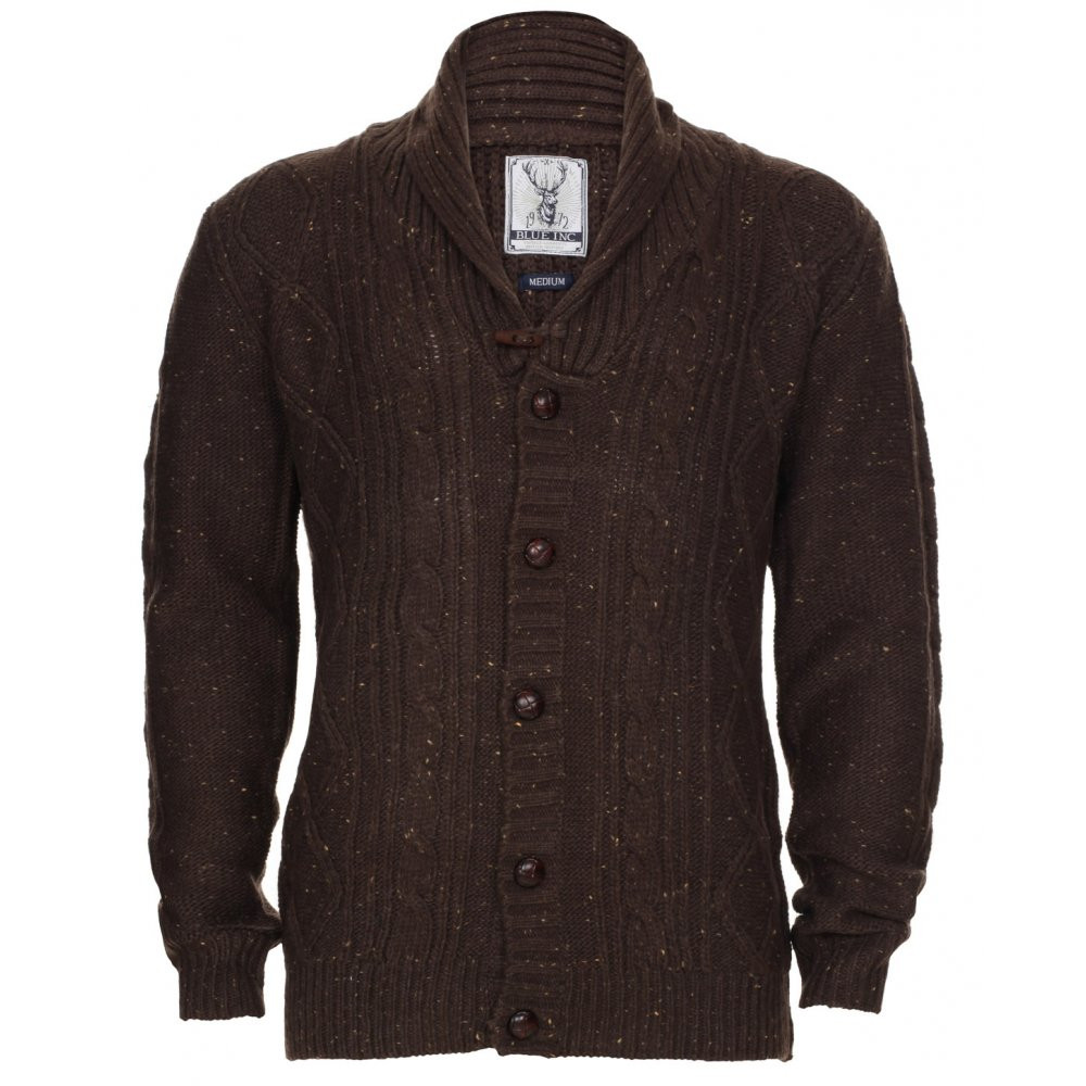 Inspirational Blue Inc Mens Brown Cable Cardigan Mens Cable Cardigan Of Top 48 Pics Mens Cable Cardigan