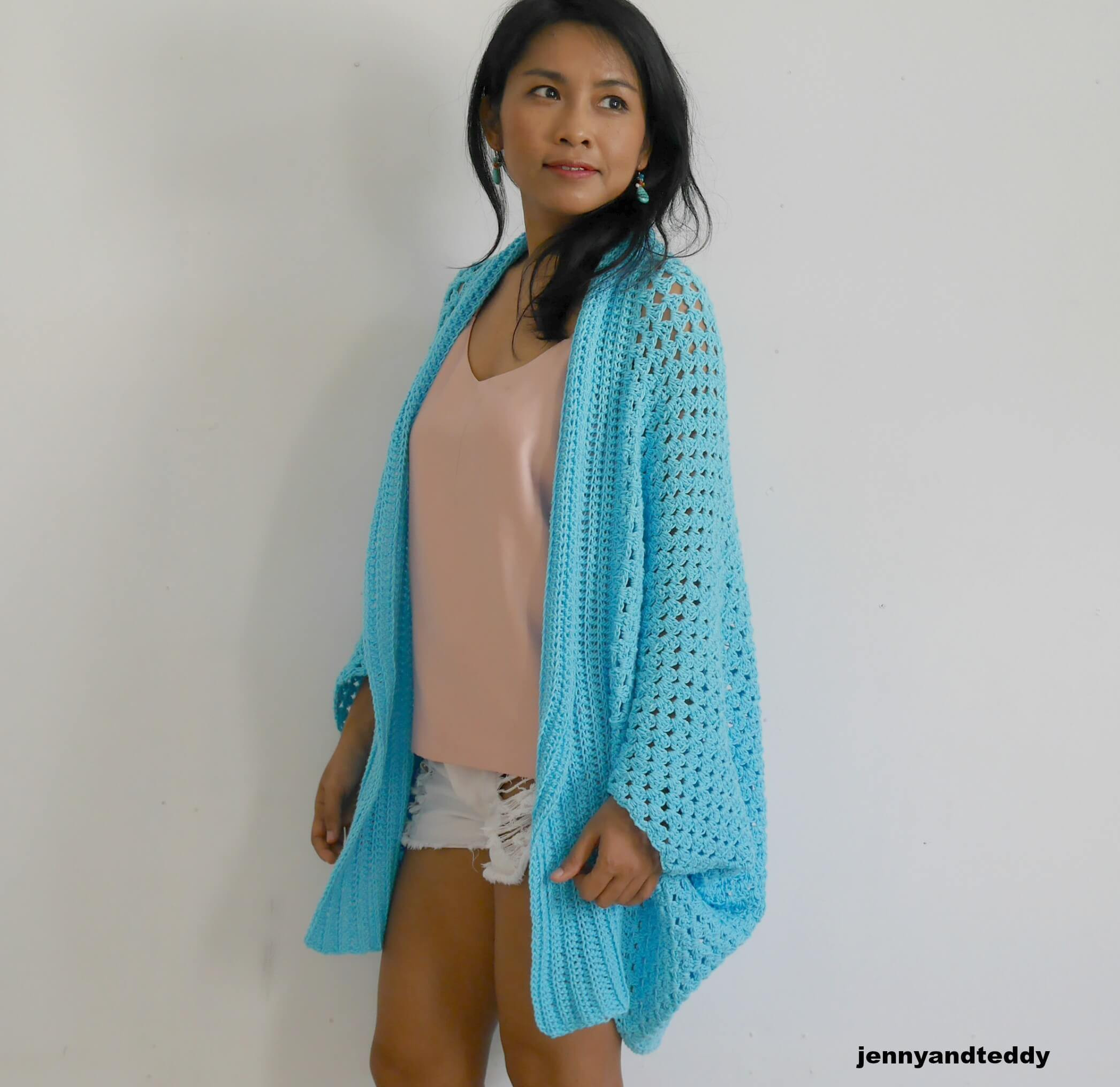 Inspirational Blue Lagoon Easy Cardigan Free Crochet Pattern Easy Crochet Cardigan Pattern Free Of Adorable 41 Pictures Easy Crochet Cardigan Pattern Free