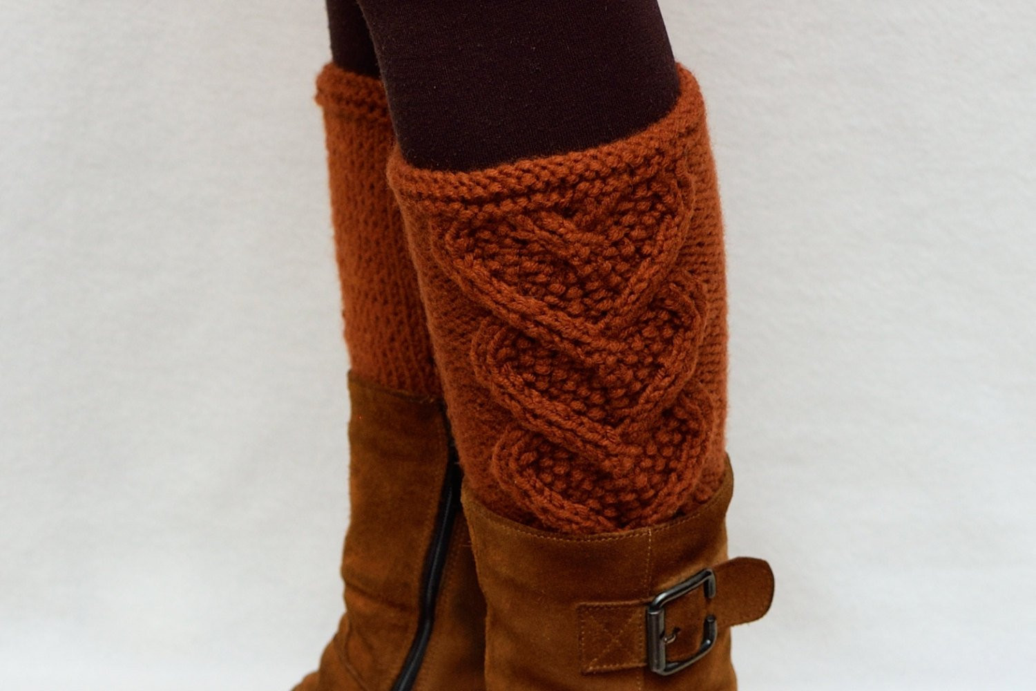 Inspirational Boot Cuffs Hand Knitted Leg Warmers Womens Boot toppers Knitted Boot Cuffs Of Awesome Kriskrafter Free Knit Pattern 2 Needle Boot toppers Cuffs Knitted Boot Cuffs
