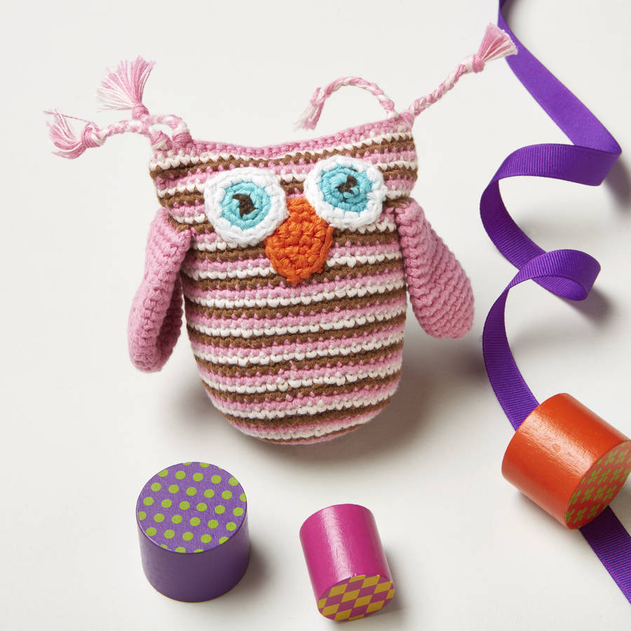 Inspirational Boxed Crochet Owl Rattle Baby T by Shmuncki Crochet Baby Gifts Of Brilliant 47 Ideas Crochet Baby Gifts