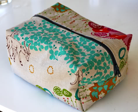 Inspirational Boxy Cosmetic Bag Tutorial Sewtorial Makeup Bag Pattern Of Wonderful 47 Photos Makeup Bag Pattern