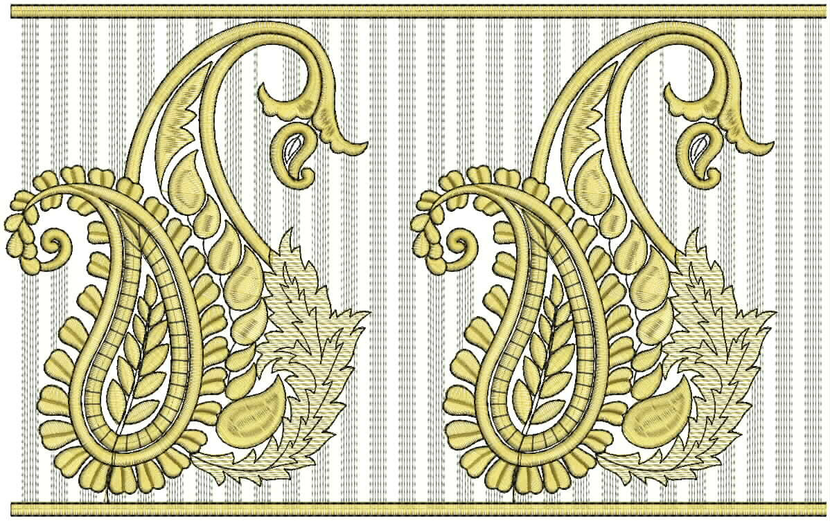 Bridal Embroidery Designs