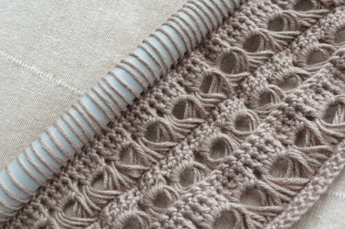 Inspirational Broomstick Lace Crochet Tutorial and Patterns Crochet Lace Stitches Of Great 43 Pics Crochet Lace Stitches