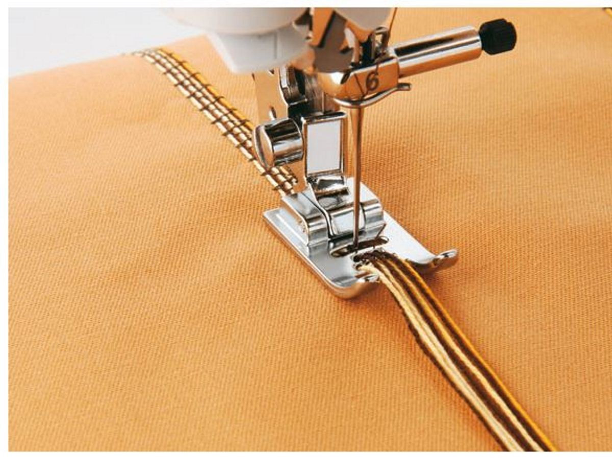 Inspirational Brother 7 Hole Cording Foot Horizontal Brother Brother Sewing Machine Feet Of Top 45 Photos Brother Sewing Machine Feet