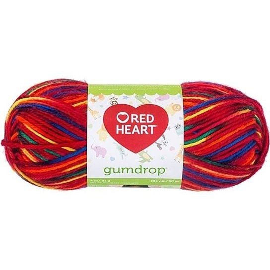 Inspirational Buy Coats Yarn E800 980 Red Heart Gumdrop Yarn Popsicle by Red Heart Gumdrop Of Gorgeous 35 Images Red Heart Gumdrop