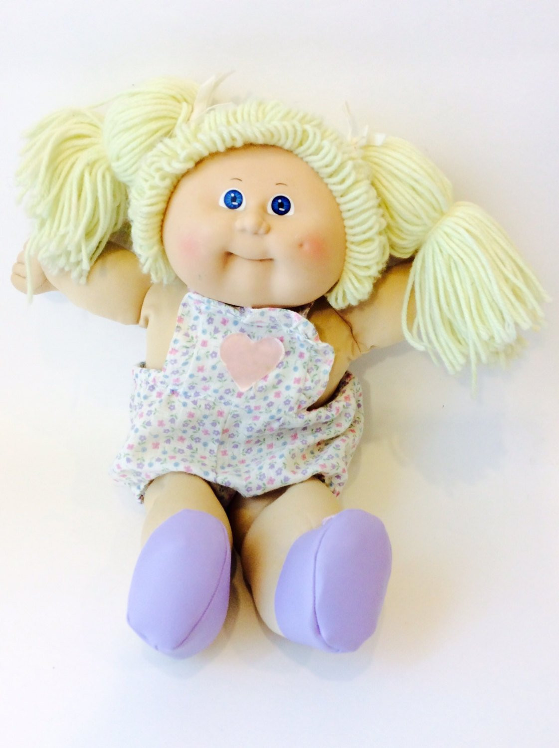 Inspirational Cabbage Patch Kid Vintage 1983 Cpk Doll Coleco Blonde Hair Collectible Cabbage Patch Dolls Of Luxury 42 Pics Collectible Cabbage Patch Dolls