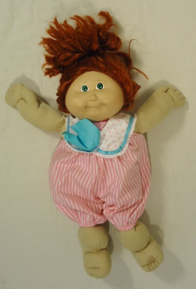 Inspirational Cabbage Patch Kids 012 30cp Vintage Doll Pink Jumpsuit Old Cabbage Patch Doll Of Wonderful 47 Ideas Old Cabbage Patch Doll
