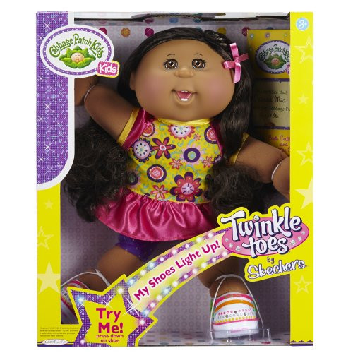 Inspirational Cabbage Patch Kids Twinkle toes A A Girl Doll Black Hair Cabbage Patch Kids for Sale Of Marvelous 47 Pics Cabbage Patch Kids for Sale