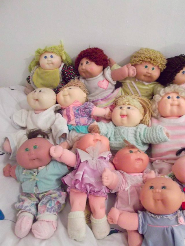 Inspirational Cabbage Patch Kids Vintage Rare Doll Collection for Sale Cabbage Patch Kids for Sale Of Marvelous 47 Pics Cabbage Patch Kids for Sale