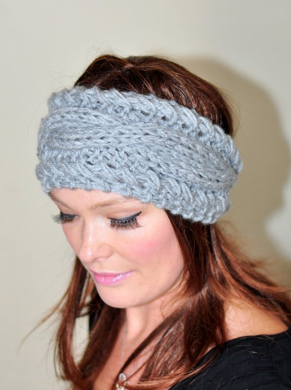Inspirational Cabled Knitted Headband Crochet Earwarmer Braided Headwrap Ear Braided Knit Headband Of Amazing 42 Pics Braided Knit Headband