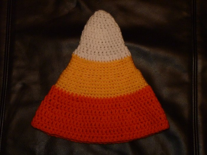 Inspirational Candy Corn Crochet Halloween Hat Candy Corn Hat Of Incredible 42 Pictures Candy Corn Hat