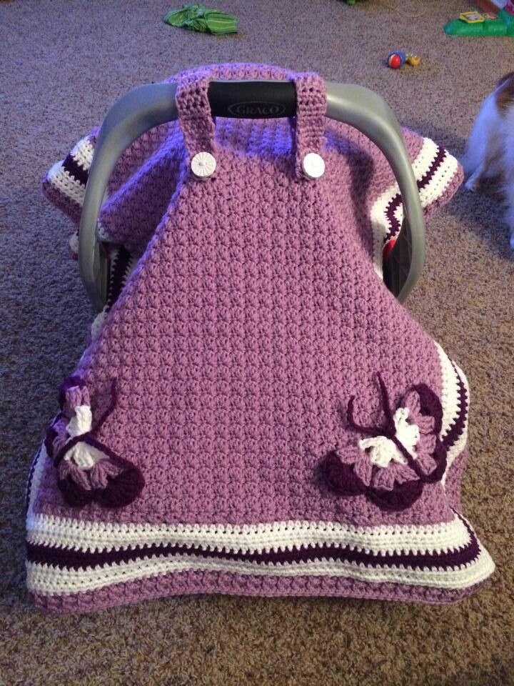 Inspirational Carry Cover Crochet Car Seat Cover Pattern Of Wonderful 44 Pictures Crochet Car Seat Cover Pattern