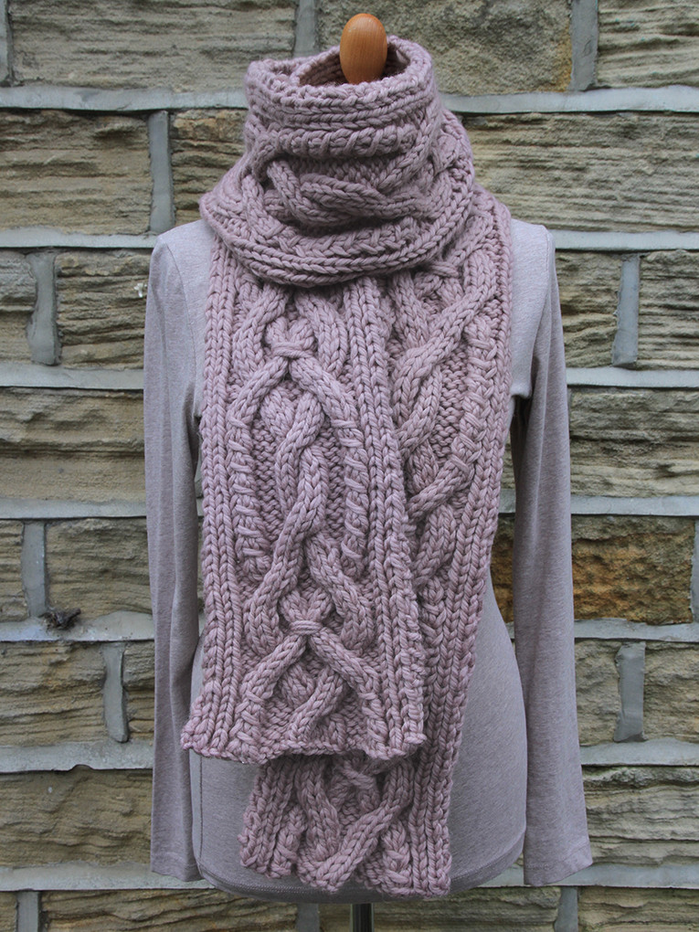 Inspirational Celtic Cable Scarf Pattern Cable Scarf Pattern Of Attractive 46 Pics Cable Scarf Pattern