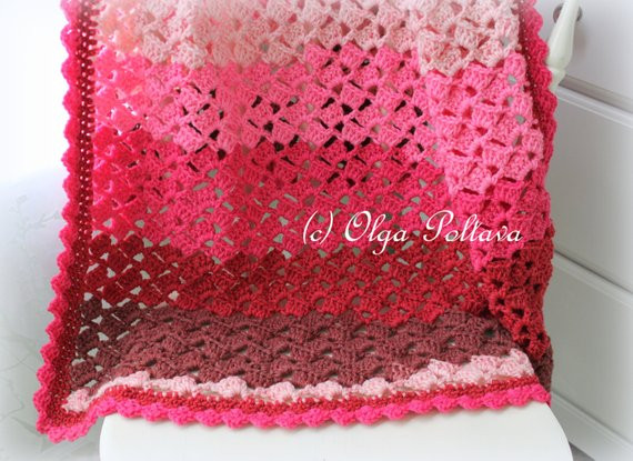 Inspirational Cherry Chip Baby Afghan Crochet Pattern Baby Blanket Caron Cakes Baby Blanket Of Great 43 Pics Caron Cakes Baby Blanket