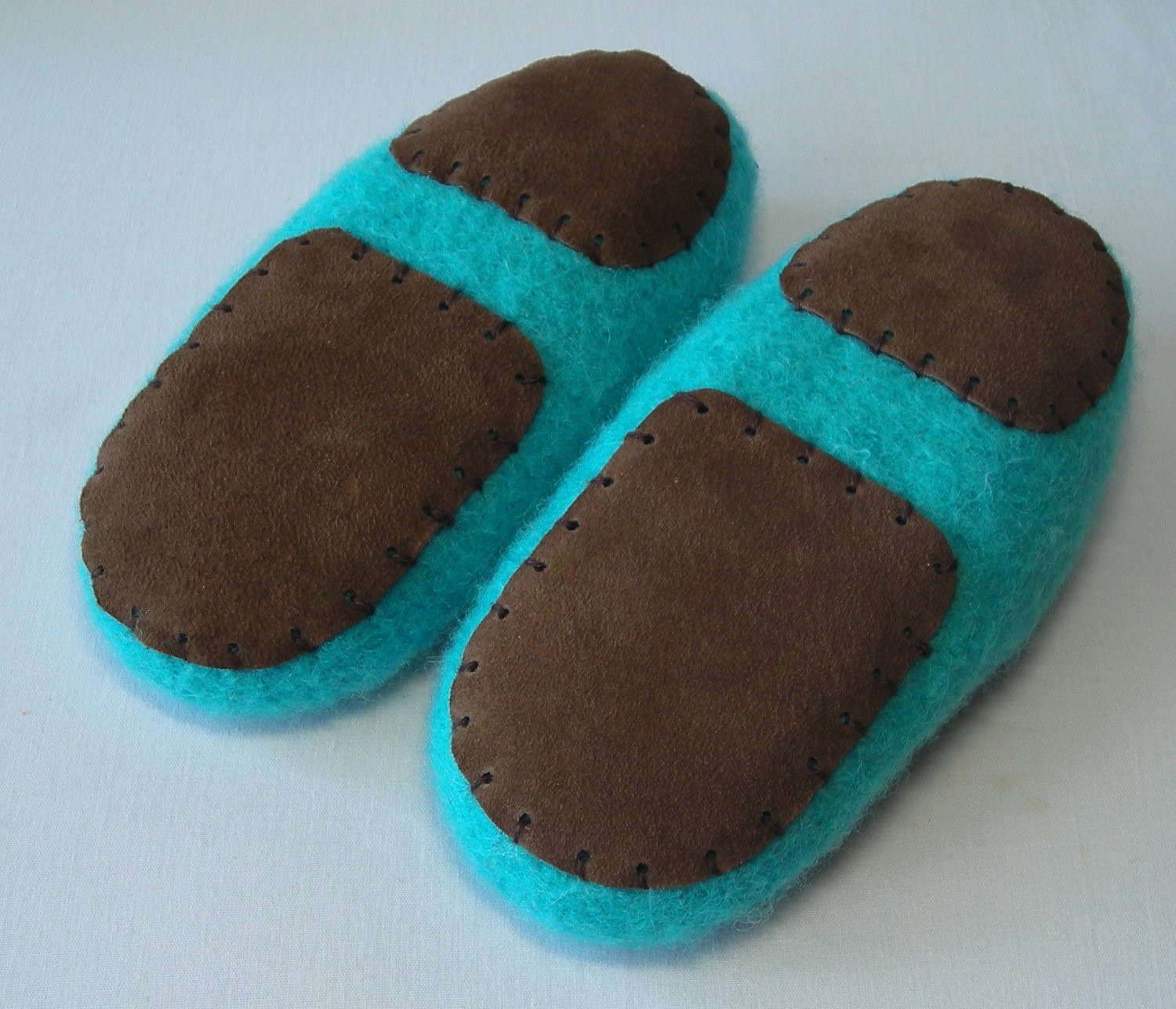 Children s Slipper Soles non slip suede leather soles