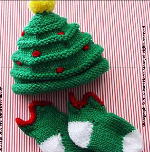 Inspirational Christmas Craft Ideas From Christmas Decoration Crafts Knitted Christmas Hats Of Adorable 50 Models Knitted Christmas Hats