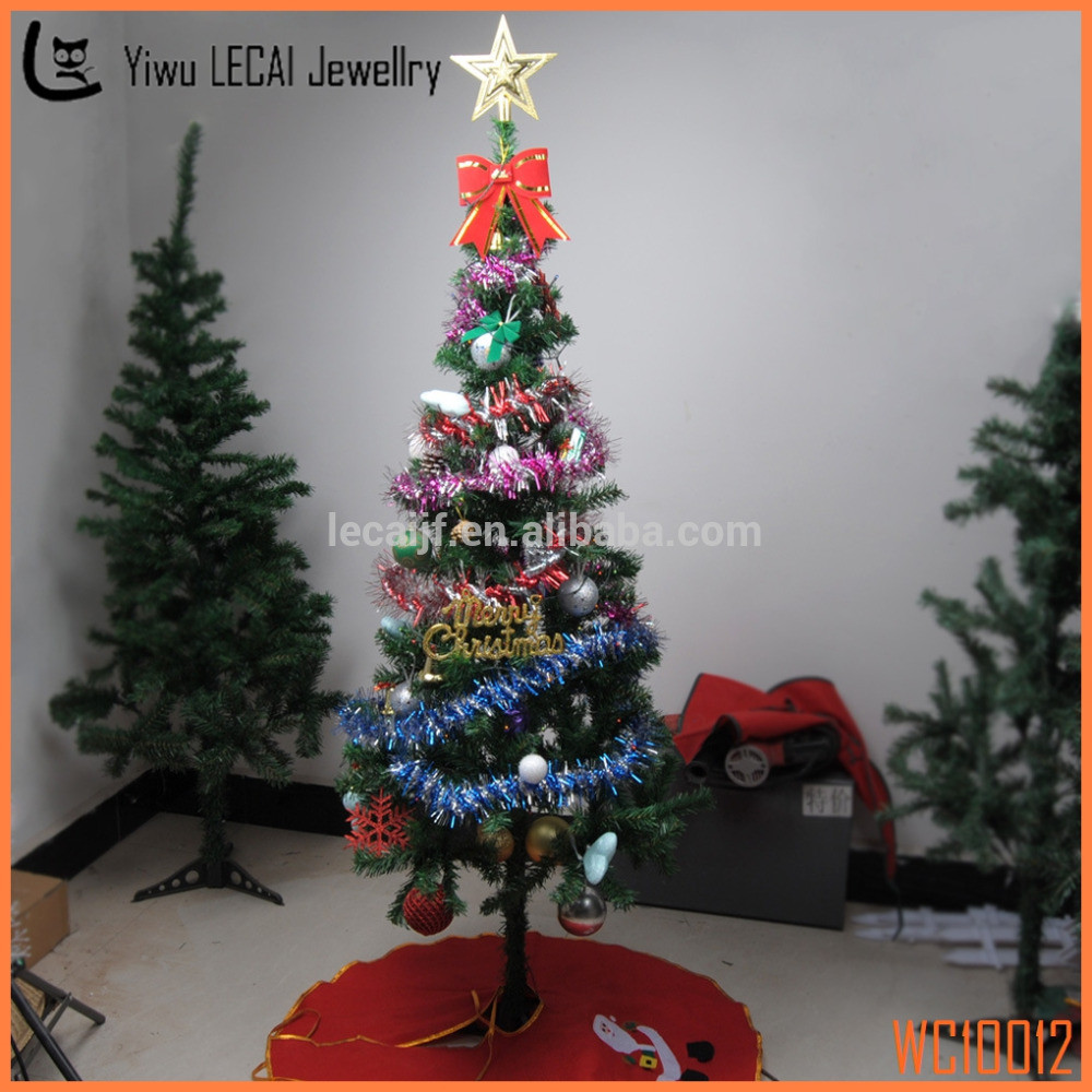 Christmas Decorations Small Christmas Tree Multicolor