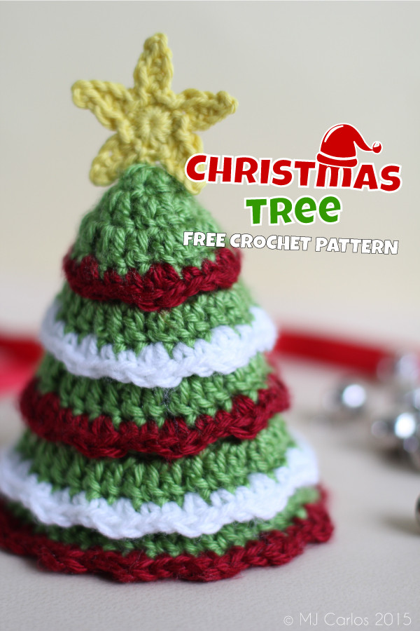 Inspirational Christmas Tree – Free Crochet Pattern Free Crochet Christmas Tree ornament Patterns Of Awesome 44 Ideas Free Crochet Christmas Tree ornament Patterns