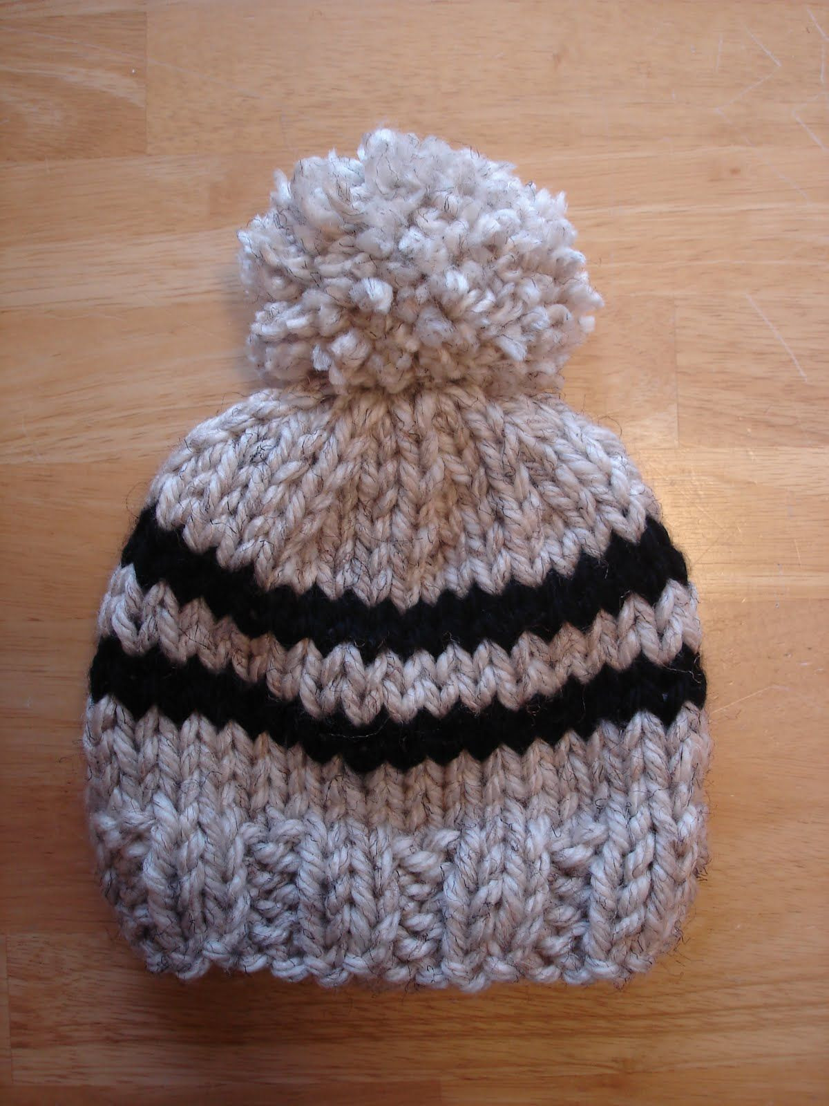 chunky infant hat patterns