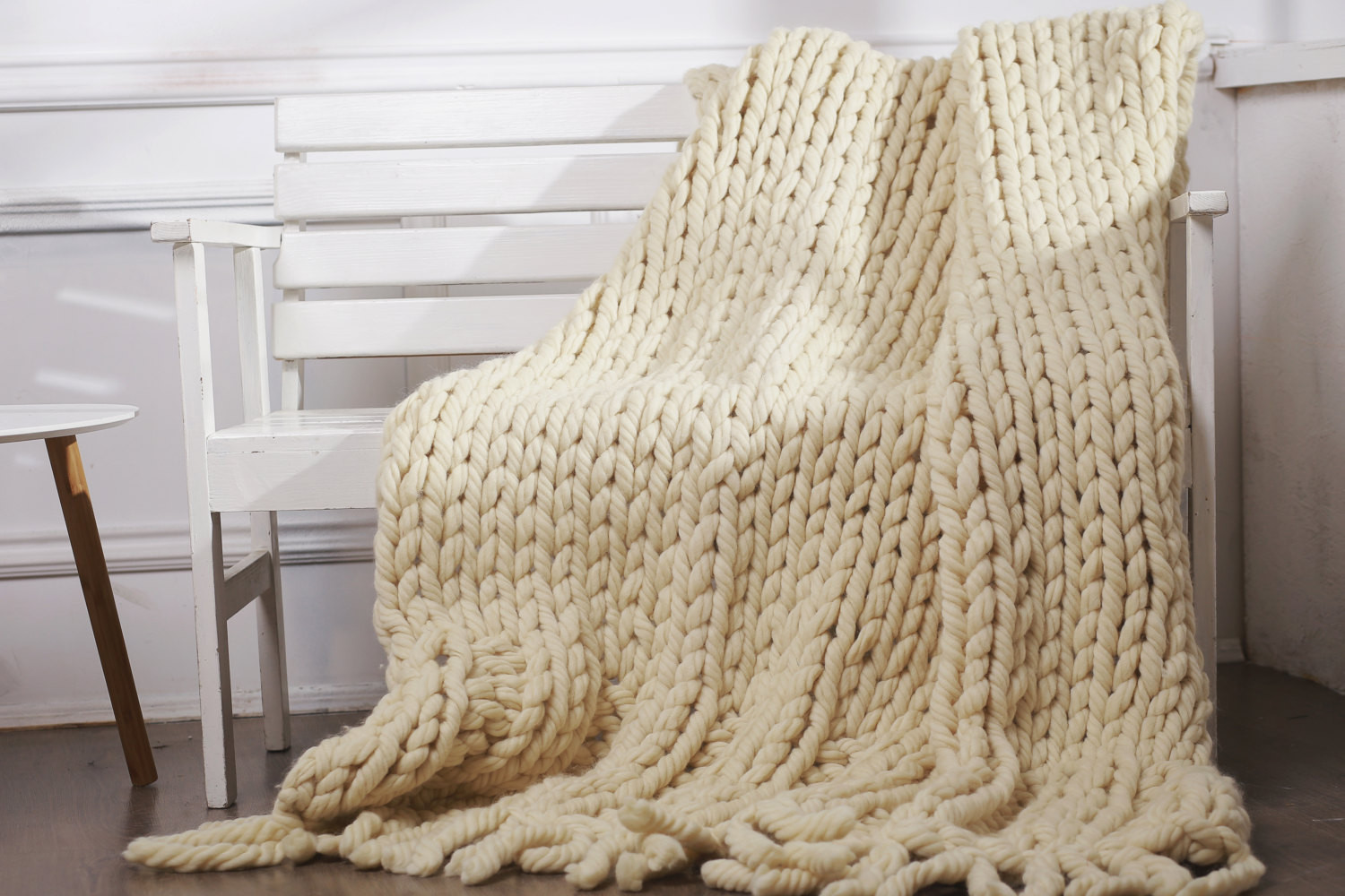 Inspirational Chunky Knit Blanket Super Bulky Blanket Chunky by Fat Yarn Blanket Of Adorable 40 Pics Fat Yarn Blanket