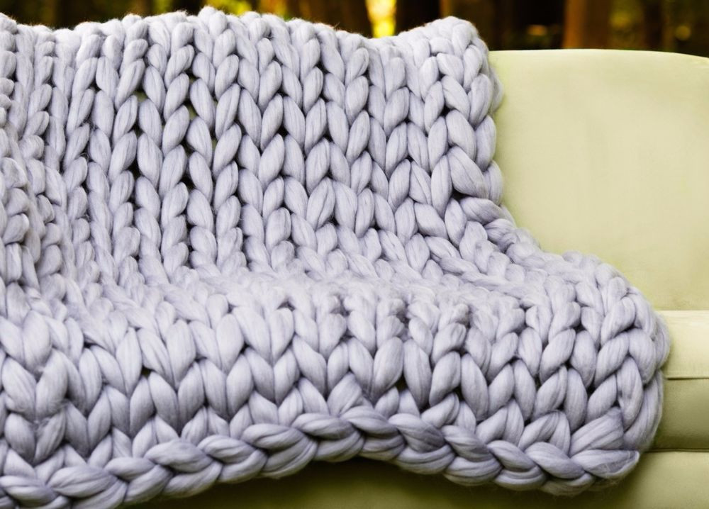 Inspirational Chunky Knit Blanket Super Chunky Merino Wool Throw Arm Chunky Knit Of Incredible 50 Pictures Chunky Knit