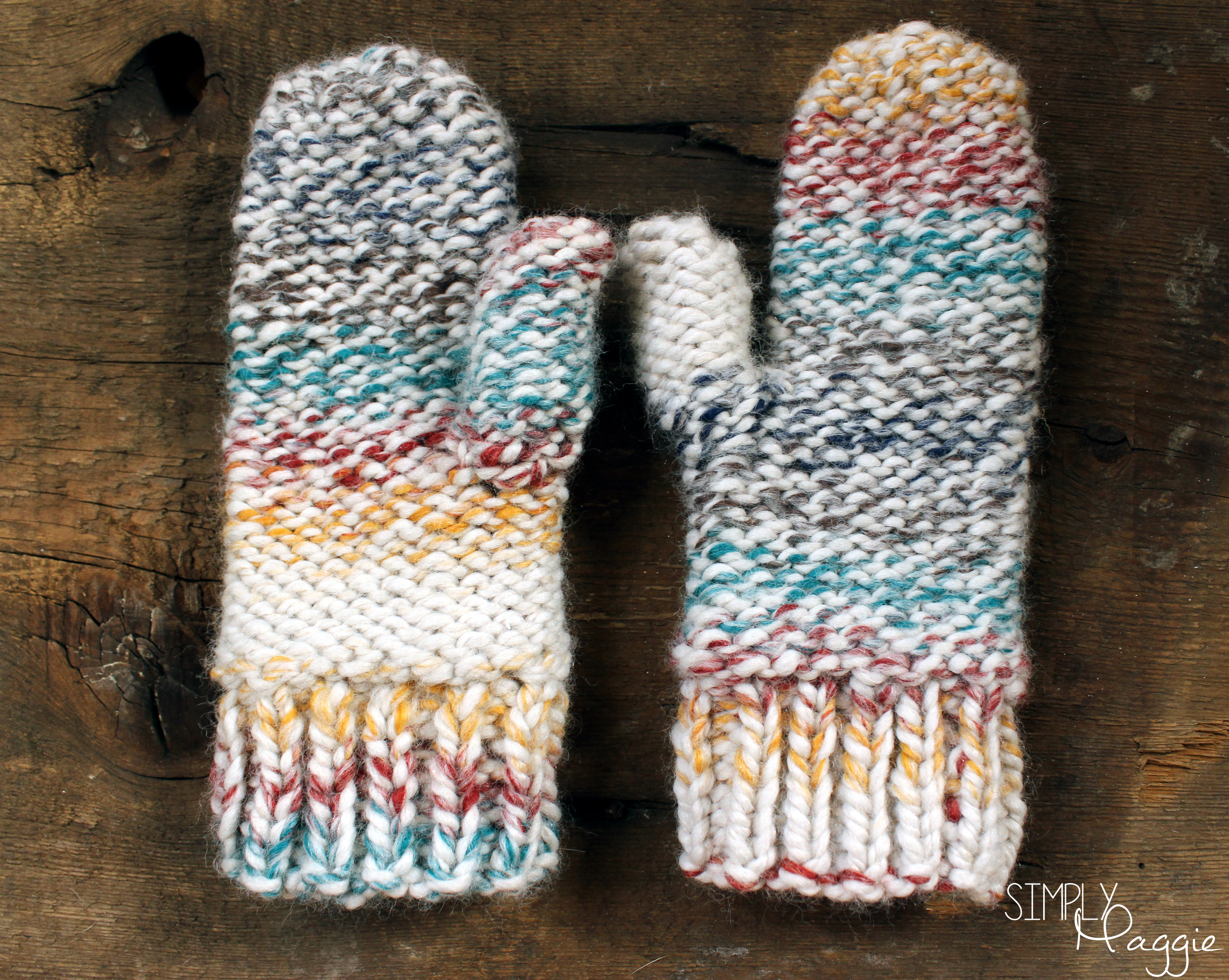 Inspirational Chunky Mittens Pattern E Skein Project Mitten Pattern Of Top 42 Pictures Mitten Pattern