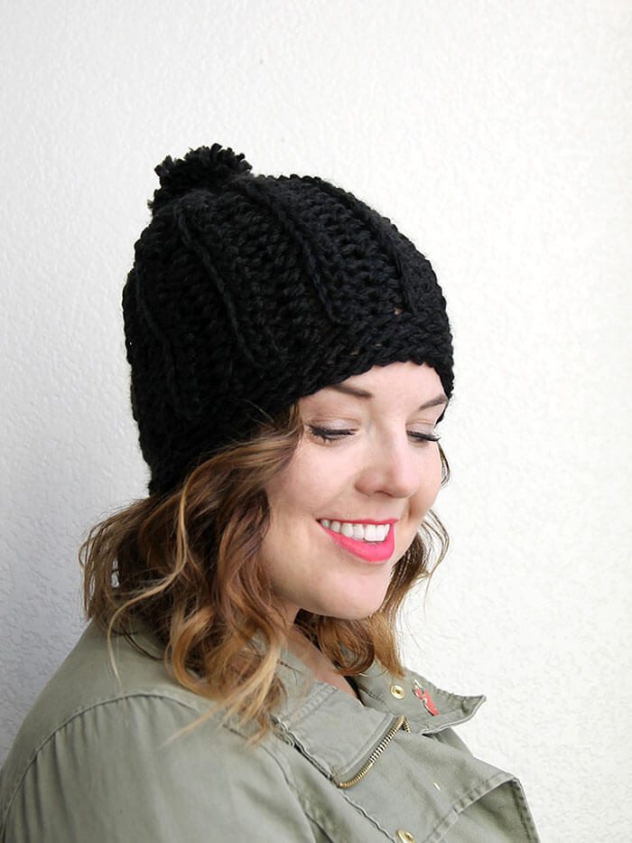 Inspirational Chunky Ribbed Slouch Hat Free Chunky Crochet Hat Pattern Chunky Crochet Beanie Pattern Of Attractive 42 Pics Chunky Crochet Beanie Pattern