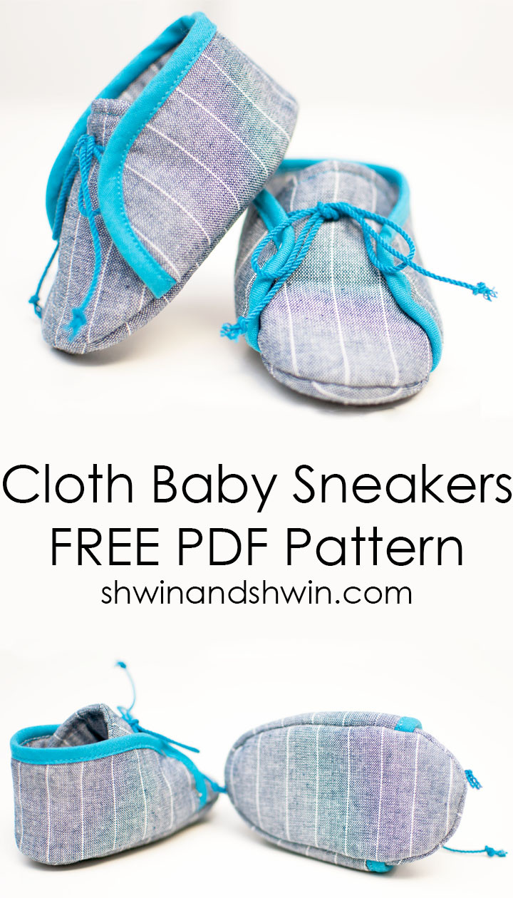 Inspirational Cloth Baby Sneakers Free Pattern Shwin and Shwin Free Baby Shoe Pattern Of Fresh 44 Photos Free Baby Shoe Pattern