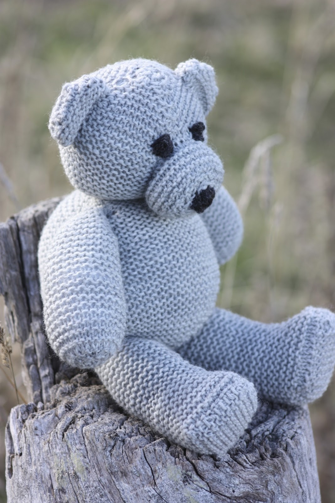 Inspirational Coal Valley View Classic Knitted Teddy Bear Teddy Bear Knitting Pattern Of Perfect 48 Ideas Teddy Bear Knitting Pattern
